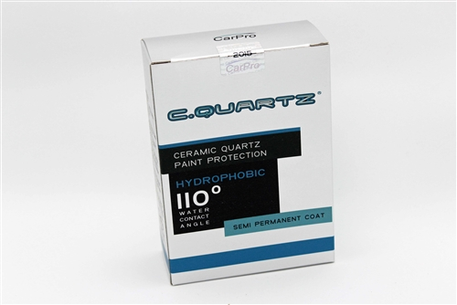 CarPro Cquartz 30ml  long lasting car paint sealant kit