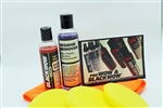 BLACK WOW & PRE WOW Auto Plastic Exterior Cleaner Supersize Kit