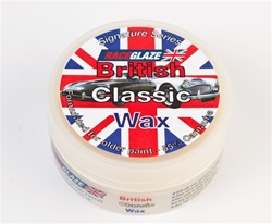RG UK (Raceglaze Ltd.) British Classics Wax