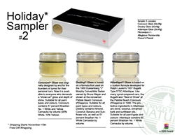 Zymol Holiday Sampler II